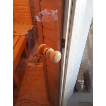 Двери бронза стекло стандарт 70х190