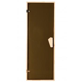 Дверь для бани и сауны Tesli Briz 70X190