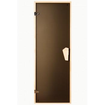 Дверь для бани и сауны Tesli Tesli lux 70X190