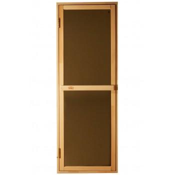 Дверь для бани и сауны Tesli Reliable 70X190