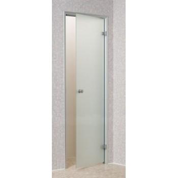 Дверь для турецкой бани (хаммам) Andres 80x190 белая матовая