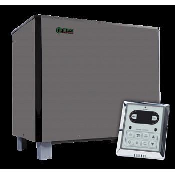 Электрокаменка  EcoFlame SAM D-18  + пульт CON6