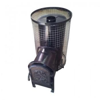 Дровяная печь Pal PR-18 L (Вынос.топка)