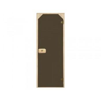 Двери Pal трапеция 70х190 цвет bronze