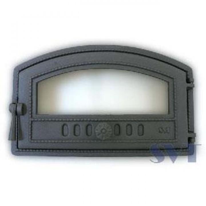 Дверца хлебной печи герметичная, застекленная, леваяSVT 423