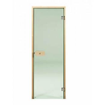 Двери для сауны Tylo Evole DGB 190х70 РАМА ИЗ ЕЛИ, СТЕКЛО БРОНЗА