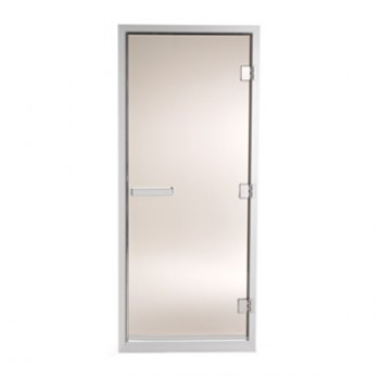 Дверь для бани TYLO ALU LINE 190x80
