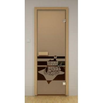 Двери для сауны ALDO 70х190 (Банный вечер)