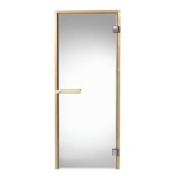 Дверь для сауны TYLO DGB 80x190 (прозрачное стекло)