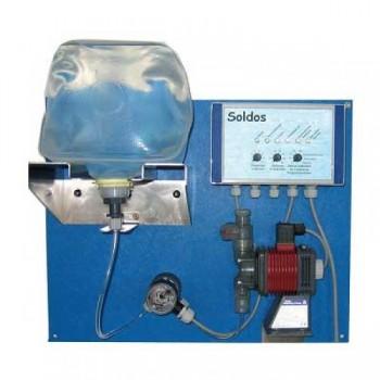 WDT Соляная станция для паровых и солевых кабинSOLDOS-V2
