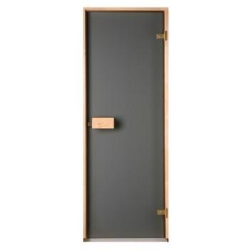 Дверия для бани и сауны Saunax 80x190 Бронза