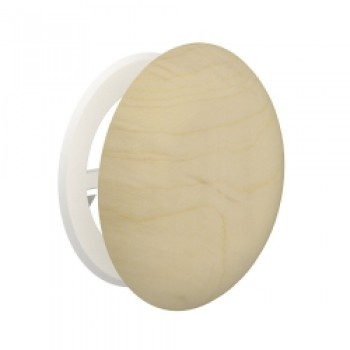 Вентиляционная заглушка SAWO-631-P, (сосна)