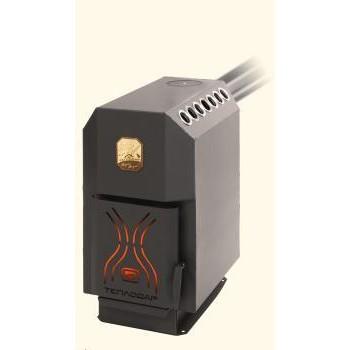 Отопительная печь Теплодар ТОП модель 200 (дверца сталь)