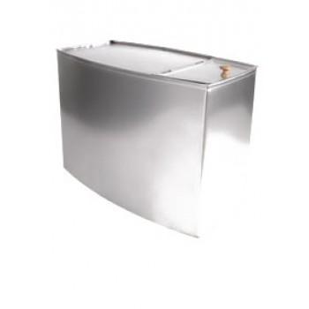 Бак для бани Парус 80 д\регистра гориз.