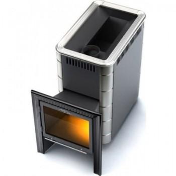 Термофор АНГАРА 18 Антрацит VITRA (экран с диагональю 43 см из жарост. стеклокерамики)