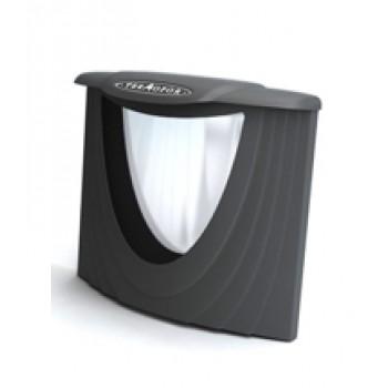 Термофор Дверца маленькая с светопрозрачным экраном из жаростойкой стеклокерамики SCHOTT ROBAX