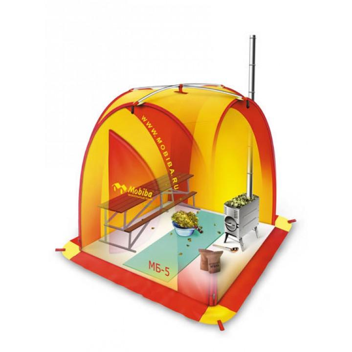 Комплект мобильной бани Мобиба (Термофор)